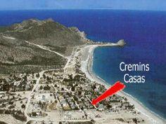 Cremins Casas steps from the beach