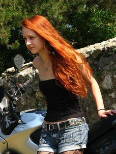 Ravishing Ruby RED HAIRED VIXENS