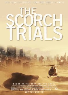 The Scorch Trials poster