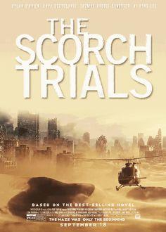 The Scorch Trials(The Maze Runner movie Sep wait for it》 Maze Runner The Scorch, Maze Runner Cast, Maze Runner Trilogy, Maze Runner Series, James Dashner, The Scorch Trials, Film Books, Best Series, Love Movie