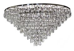 Crystal never goes out of style. Krebs serve interior of hotels, restaurants, living rooms, bathrooms, bedrooms, castles and more. In swedish, Casino Cosmopol display krebs attractive, glamorous and luxurious custom made crystal chandeliers designs. For more information visit here: http://www.krebs.se/en/Information/interiors