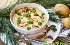 Steinpilz-Kartoffel-Suppe | vegane Rezepte in Suppen
