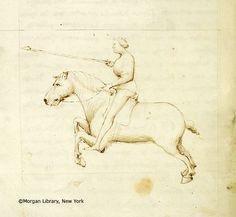 Il fior di battaglia / Fiore dei Liberi, MS M.383 fol. 2v - Images from Medieval and Renaissance Manuscripts - The Morgan Library & Museum