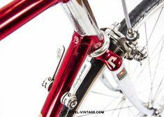 Bicycle Review - Billato Cromovelato 1983   Steel Vintage Bikes Blog