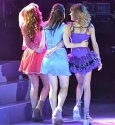 Camila,Francesca & Violetta