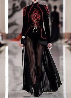 kiara misses ryujin everyday everynight 🌪️ on, ados coréenne femme haute couture tendance chic Look Fashion, High Fashion, Fashion Show, Fashion Design, Fashion 2020, Korean Fashion, Bad Fashion, Queen Fashion, Baroque Fashion
