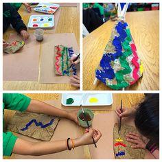 Tipi Engineering Design project for Kindergarten; Integrating Core Knowledge and STEM for Kindergarten