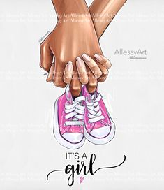 Baby Girl Shoes, Girls Shoes, Christian Dior Bags, Its A Girl Announcement, Image Ready, Baby Clip Art, Tablet Cover, Pink Shoes, Printable Art