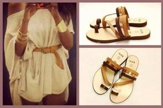 Σανδάλι δερμάτινο !!!!   www.stepshop.gr Gladiator Sandals, Shoes, Fashion, Zapatos, Moda, Shoes Outlet, La Mode, Shoe, Fasion
