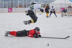 Hockey- Friendly