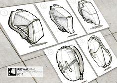 Resultado de imagen para bocetaje diseño industrial