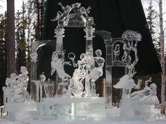 ♥♥♥ Fairbanks Ice Festival
