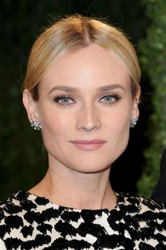 openandclosed1:  Diane Kruger at the 2013 Vanity Fair Oscar Party in West Hollywood.