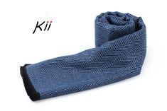 Excited to share the latest addition to my shop: Blue Mans Scarf . Gift for Him . Gifts For Husband, Gifts For Him, Man Scarf, Herringbone Pattern, Etsy Store, Winter, Blue, Shopping, Fashion