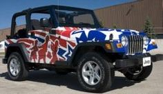 4th of july sale jeep
