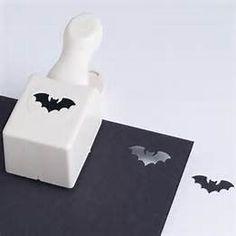 Halloween Martha Stewart Craft Punches