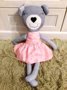 DIY teddybear