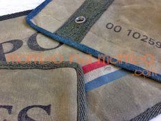 manteles originales de tela de petate en