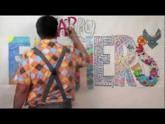 Father's Day Time Lapse Drawing - #Marti #Videos