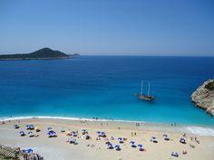 Kaputas Beach Kas Antalya