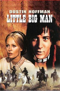 Little Big Man - very politically INCORRECT. I love this movie for truth portrayed