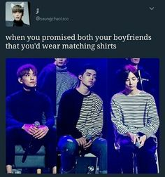 This is soooo funny - it should be Jeonghan in the middle tho lmao him and his love triangle Jeonghan, Woozi, Wonwoo, Diecisiete Memes, Funny Kpop Memes, Kdrama Memes, K Pop, Vernon Chwe, Seventeen Memes