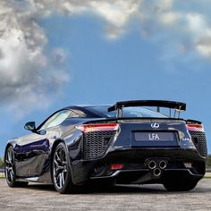 Lexus LFA Follow @GentlemansCreed Follow @GentlemansCreed # Freshly Uploaded To www.MadWhips.com Photo by @carspottingrshd