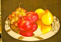 """DVD """"Les fruits"""" de la collection""""La peinture, ça s'apprend!"""" par Denise Lefebvre"""