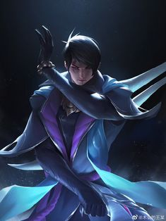 Lol League Of Legends, League Of Legends Characters, Starcraft, Boy Character, Character Design, Japonese Girl, Lol Champions, Legend Images, New Champion
