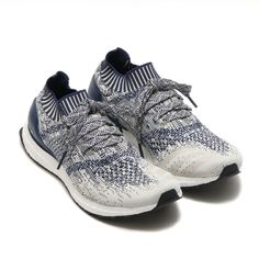 reputable site fcb2b b6810 CG4096 adidas UltraBoost Uncaged Cream Navy   KicksCrew   Shop and Buy it  Now!!