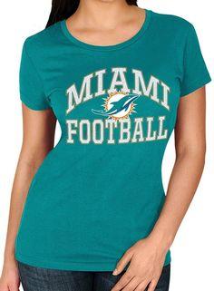 Miami Dolphins Women s Majestic NFL