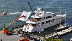 The Wolf of Wall Street Yacht PICTURES PHOTOS and IMAGES