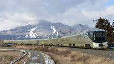 Comenzó a rodar el nuevo tren de lujo de Japón