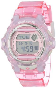 Casio Women's BG169R-4 Baby-G Pink Whale Digital Sport Watch - http://dressfitme.com/casio-womens-bg169r-4-baby-g-pink-whale-digital-sport-watch/