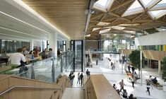 University of Exeter Forum Project, Exeter, 2012 - Wilkinson Eyre Architects