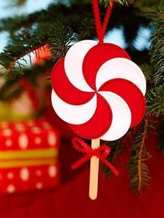 Print It: Simple Paper Ornaments (via Parents.com)