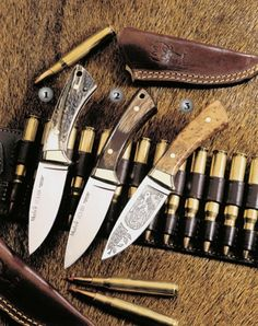 Muela knife Colibri. Hunting knives and collecting knives