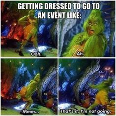 "Haha! This is probably my favorite part of ""The Grinch Who Stole Christmas"" :P"
