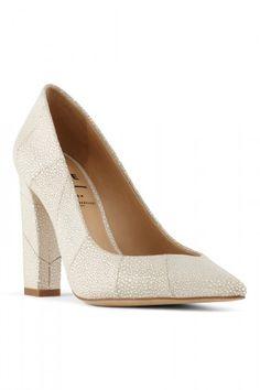 Pravda heels from the new Preen/ALDO collab