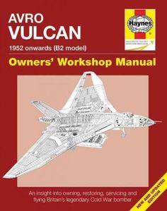 Avro Vulcan Manual 1952 Onwards