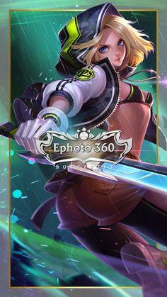 Butterfly Arena Of Valor Fan Anime, Anime Art, Deadliest Warrior, Alucard Mobile Legends, Character Art, Character Design, Pen & Paper, Mobile Legend Wallpaper, L5r