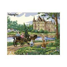 "Картина по номерам ""Карета"" | Купить с доставкой | My-shop. Buy Paintings, I Shop, Art, Art Background, Kunst, Art Education"