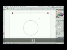 Align objects evenly around path using Illustrator - YouTube