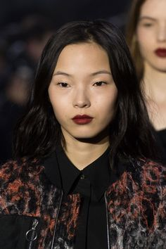 Fall 15 makeup trends- 90s lips ~3.1 Phillip Lim