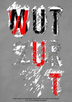 Mut zur Wut – Gewinnerplakate 2014