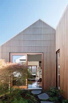 Exterior Australian Architecture - House In House - Steffen Welsch Architects 5 Residential Architecture, Contemporary Architecture, Interior Architecture, Architecture Courtyard, Landscape Architecture, Australian Architecture, Classical Architecture, Ancient Architecture, Sustainable Architecture