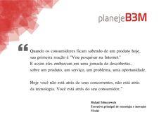 #mkt #consumidores #redessociais #internet #zmot #planejeBEM #quotes