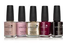 CND Vinylux- best nail polish ever...lasts forever!
