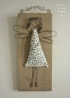 Muñeca de alambre.