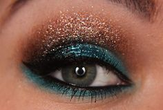 Step-by-Step: Poolside Glitter Goddess - Makeup Geek